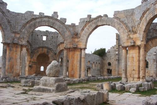 Monasterio de San Simeón Estilita