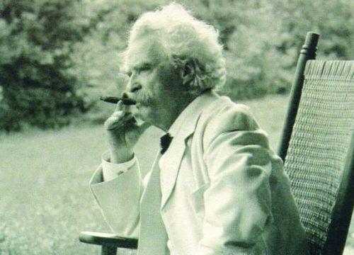 Mark Twain, literatura de viajes