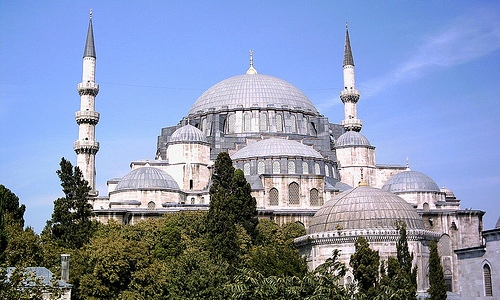 Mezquita Azul, Estambul, Turqu�a