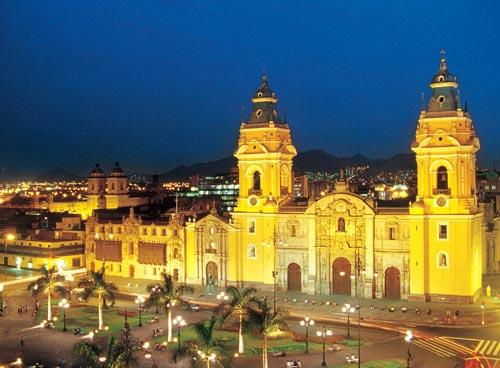 Viaje a Lima, guía de turismo