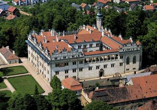 El Palacio de Litomysl
