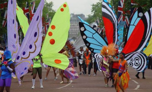 Carnaval de Notting Hill, Londres