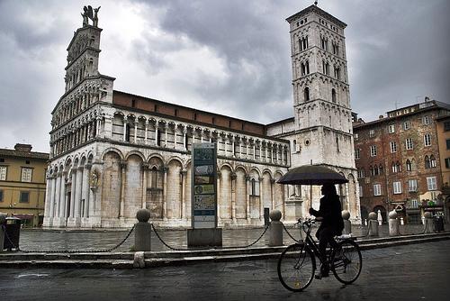 Las mejores rutas ciclistas en Italia
