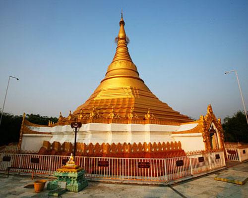 Lumbini, donde nació Buda