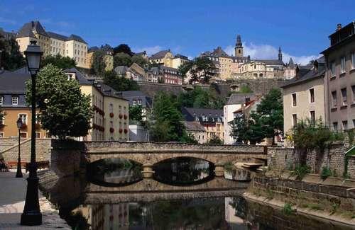 Viaje a Luxemburgo, guía de turismo