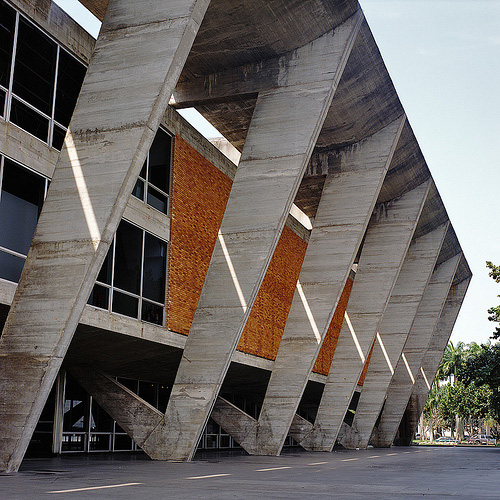 El Museo de Arte Moderno de Río de Janeiro