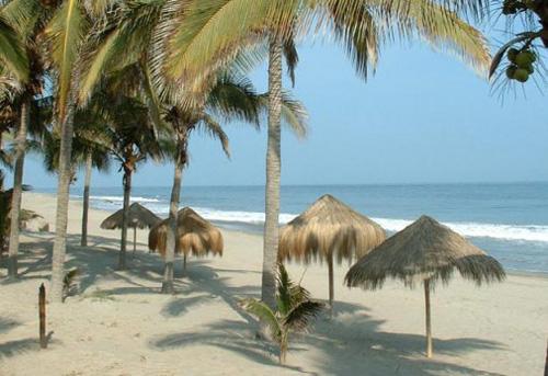 Máncora, sol y mar en Perú