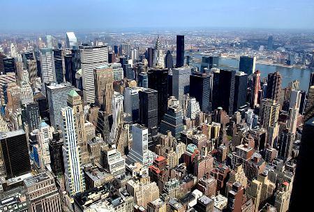 Manhattan en la imagen del día