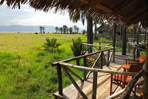 El Parque Nacional Lago Manyara, en Tanzania