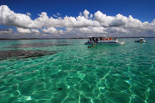 Maragogi, corales en el nordeste de Brasil