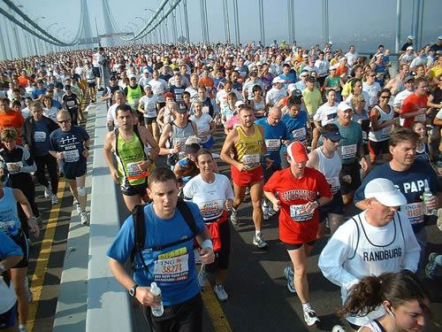 Turismo en la Marathon de Nueva York