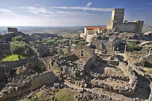 Marialva, una aldea histórica de Portugal