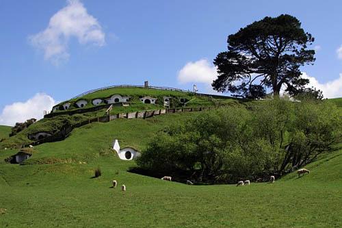 Siguiendo los pasos de Bilbo y Frodo, en Nueva Zelanda