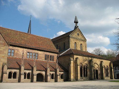 El Monasterio de Maulbronn, en Alemania