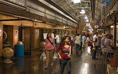 El mercado de Chelsea en Nueva York