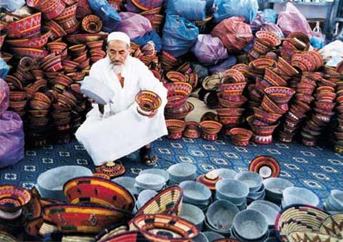 mercado en najran
