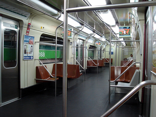 Metro de Sao Paulo