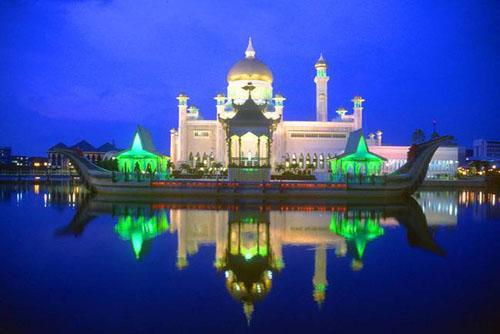 mezquita brunei 2