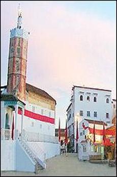 Mezquita de Chaouen