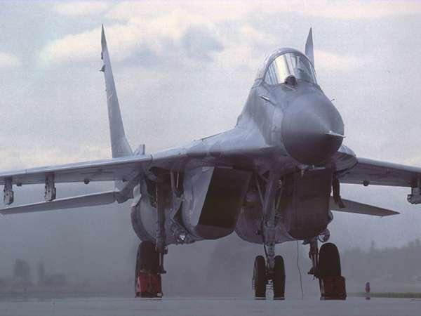 Niznhy Novgorod, un viaje, un sueño: Pilotar un MIG-29