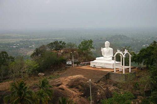 Festival Poson en Sri Lanka, la llegada del Budismo