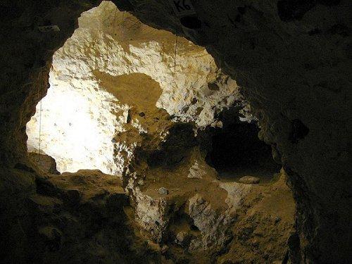 Las minas neolíticas de Spiennes, Bélgica