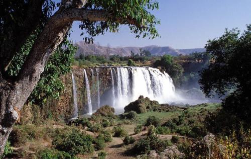 Lago Tana, un candidato de Etiopia