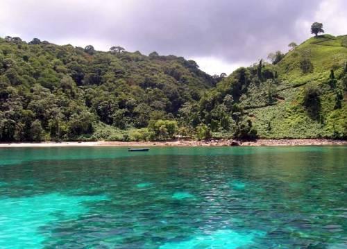 La Isla del Coco, en Costa Rica