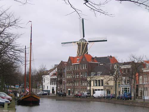 Holanda y los molinos de viento mas altos del mundo