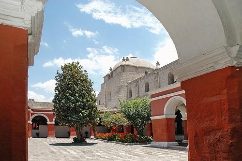 El Monasterio de Santa Catalina, una ciudadela colonial