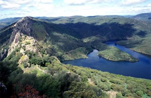 El Parque Nacional Monfrague, en Extremadura