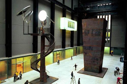 La Modern Tate Gallery, arte moderno en Londres