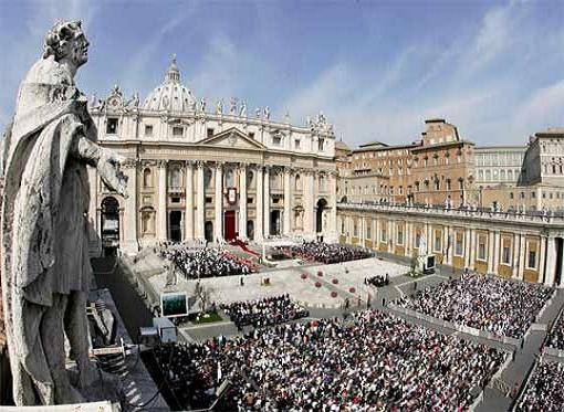 Crónicas de Roma: adiós a Juan Pablo II