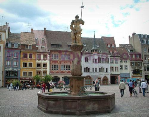mulhouse en Francia