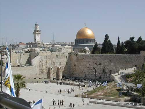 La Ciudad Vieja de Jerusalen