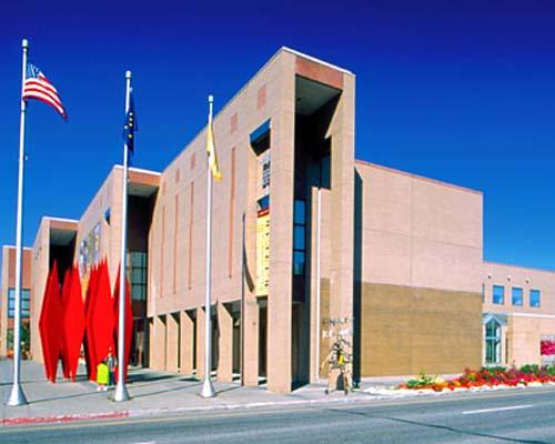 El Museo de Arte e Historia de Anchorage, Alaska