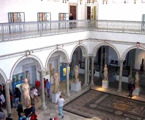 Museo Bardo, uno de los mejores de Argelia