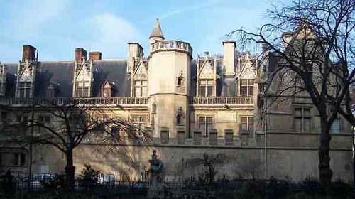 El Museo Cluny: arte y tapices medievales