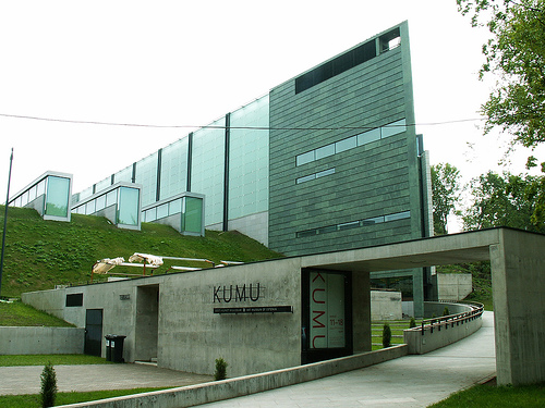 El Museo de Arte Kumu, de los mejores de Europa