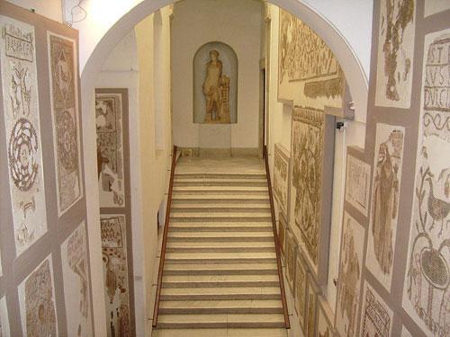 Museo del Bardo en Tunez