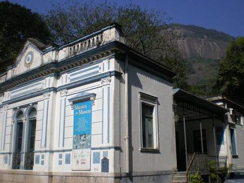 Museo Internacional de Arte Naïf, en Río de Janeiro