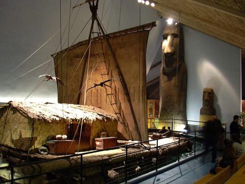 El Museo Kon Tiki, en Oslo