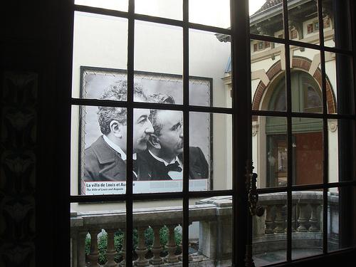 El Museo Lumière en Lyon, en honor al cine