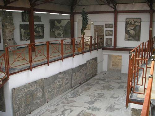 El Museo del Mosaico, en Estambul