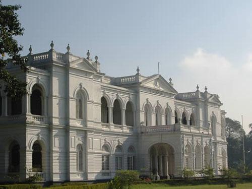 El Museo Nacional de Sri Lanka