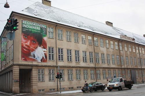 El Museo Nacional de Dinamarca