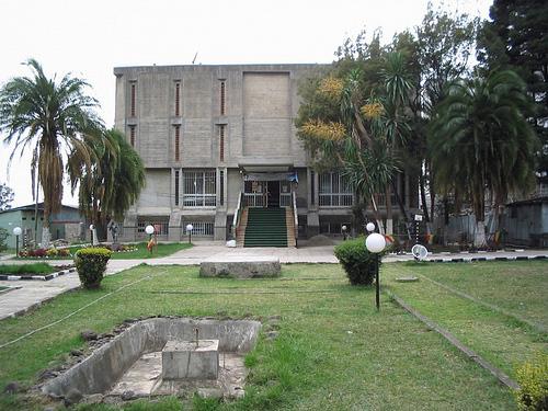 El Museo Nacional de Etiopía y la Pequeña Lucy