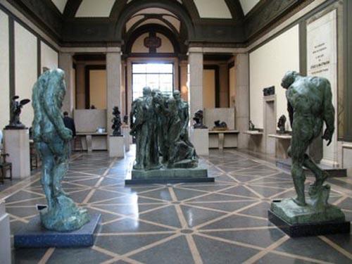 museo rodin interior