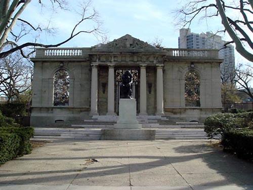 El Museo Rodin en Filadelfia