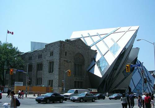 Royal Ontario, el museo de historia natural mas grande del mundo
